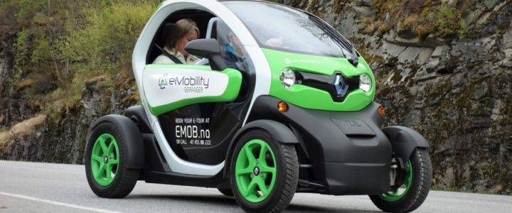 Les nouveaux concepts de voiture d'auto-isolement