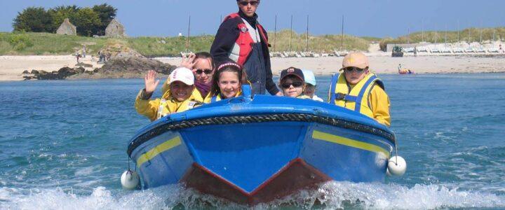 Vivre un bon moment à Corse en classe mer